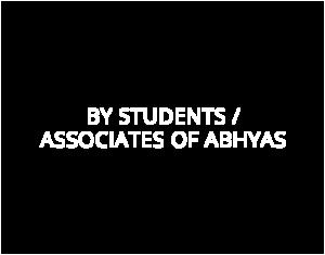 BY STUDENTSASSOCIATES OF ABHYAS